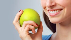 healthy foods for better oral health