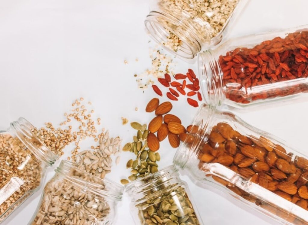nuts for oral health